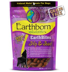 EARTHBORN Earthborn Earthbites Hip & Joint Dog Treats 7.5oz