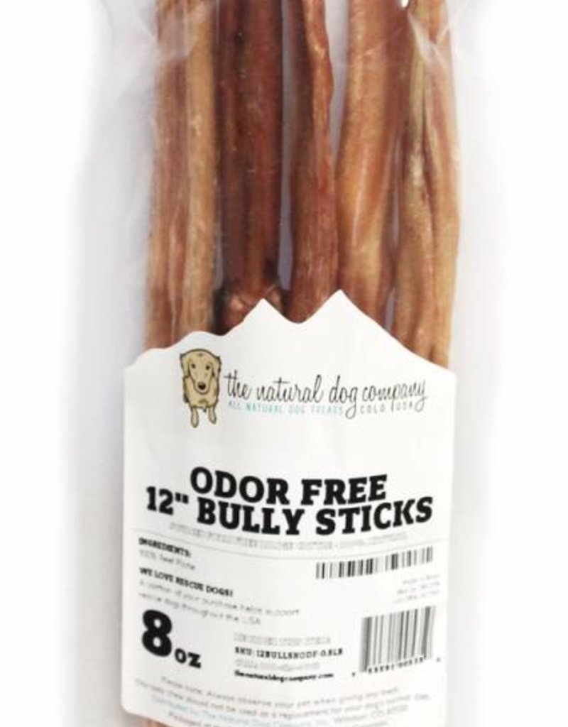 NATURAL DOG COMPANY Natural Dog Co Bully Sticks 12in