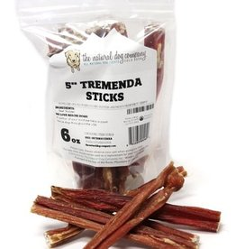 NATURAL DOG COMPANY Natural Dog Co Tremenda Sticks 5in