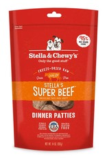 STELLA & CHEWYS Stella & Chewy's Freeze Dried Beef Patties for Dogs