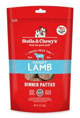 STELLA & CHEWYS Stella & Chewy's Freeze Dried Lamb Patties for Dogs