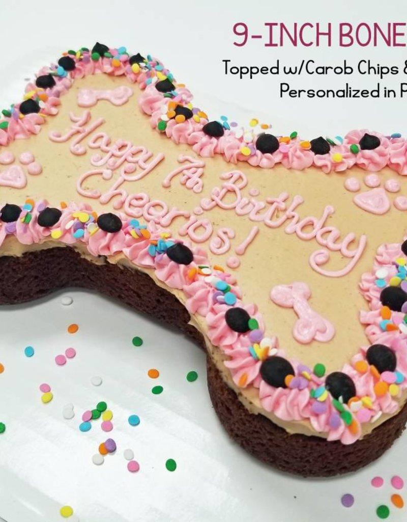 BAG OF BONES BARKERY Custom Pet Celebration Cakes