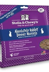 STELLA & CHEWYS Stella & Chewy's Freeze Dried Rabbit Morsels for Cats