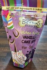 BAG OF BONES BARKERY Bake-at-Home Barkery Cake Kits