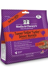 STELLA & CHEWYS Stella & Chewy's Freeze Dried Turkey Morsels for Cats