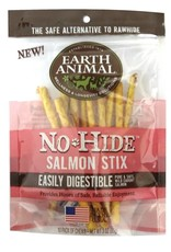 EARTH ANIMAL Earth Animal No Hide Salmon Chews