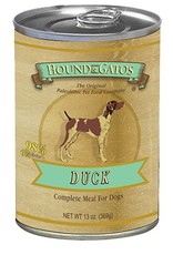 HOUND & GATOS Hound & Gatos Duck/Duck Liver 13oz Canned Dog Food (Case of 12)