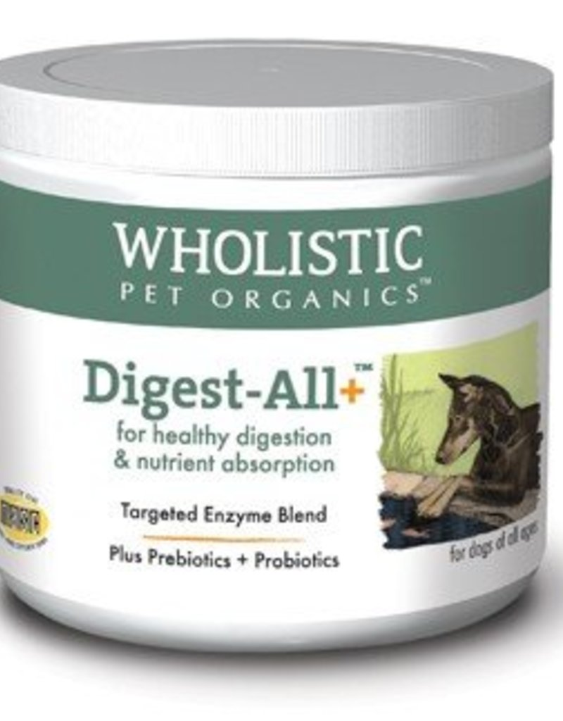 WHOLISTIC PET Wholistic Pet Canine Digest All Plus