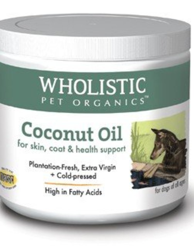 WHOLISTIC PET Wholistic Pet Coconut Oil