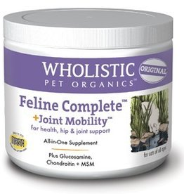 WHOLISTIC PET Wholistic Pet Feline Complete Joint Mobility