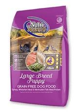 NUTRISOURCE Nutrisource Grain Free Large Breed Puppy Food