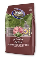 NUTRISOURCE Nutrisource Grain Free Prairie Select Dog Food