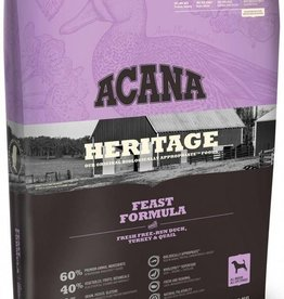 ACANA Acana Heritage Feast Dog Food