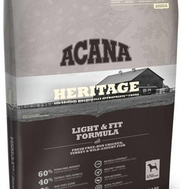 ACANA Acana Heritage Light & Fit Dog Food