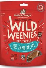 STELLA & CHEWYS Stella and Chewy's Wild Weenies Lamb Recipe 3.25oz