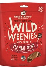 STELLA & CHEWYS Stella and Chewy's Wild Weenies Red Meat Recipe 3.25oz