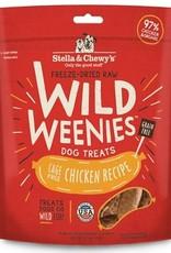 STELLA & CHEWYS Stella and Chewy's Wild Weenies Chicken Recipe 3.25oz