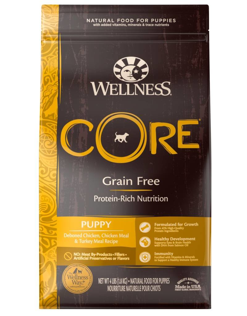 WELLNESS Wellness Core Grain Free Puppy Food