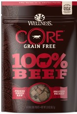 WELLNESS Wellness Dog CORE 100% Beef Treats 2oz