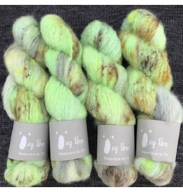 Qing Fibre Lost Wind - Melted Baby Suri - Qing Fibre