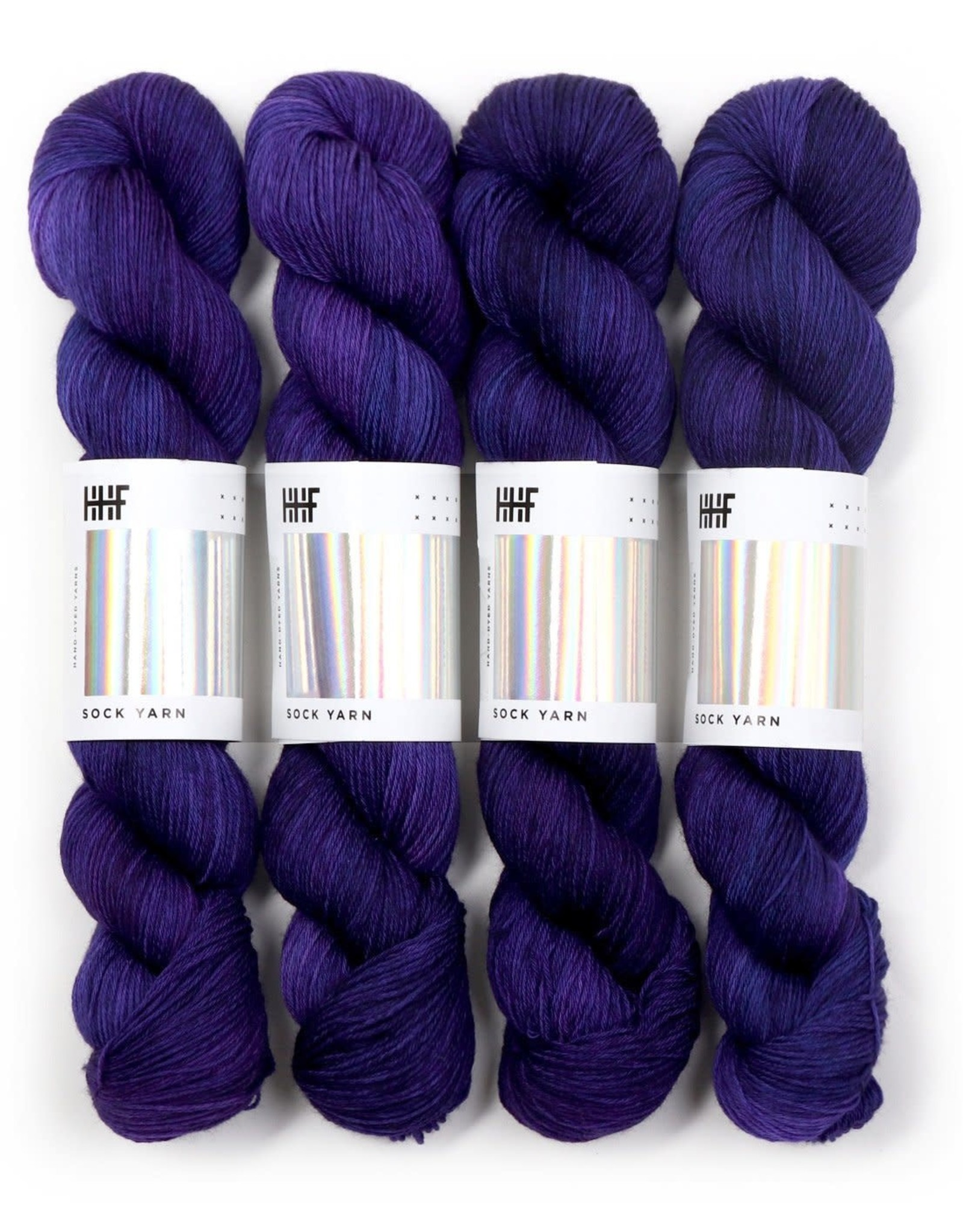 Hedgehog Fibres Purple Reign - Sock - Hedgehog