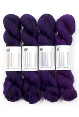 Hedgehog Fibres Purple Reign - Skinny Singles - Hedgehog