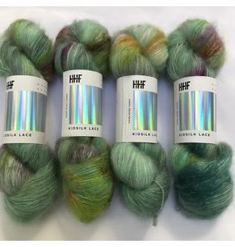 Hedgehog Fibres Northern Lights *Limited Edition!* - Kidsilk Lace - Hedgehog