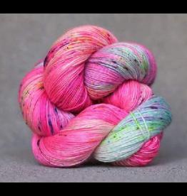 Qing Fibre Flamingo - Merino Single - Qing Fibre