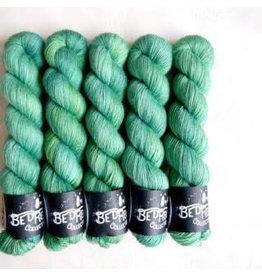 Qing Fibre Emerald - Merino Single - Qing Fibre