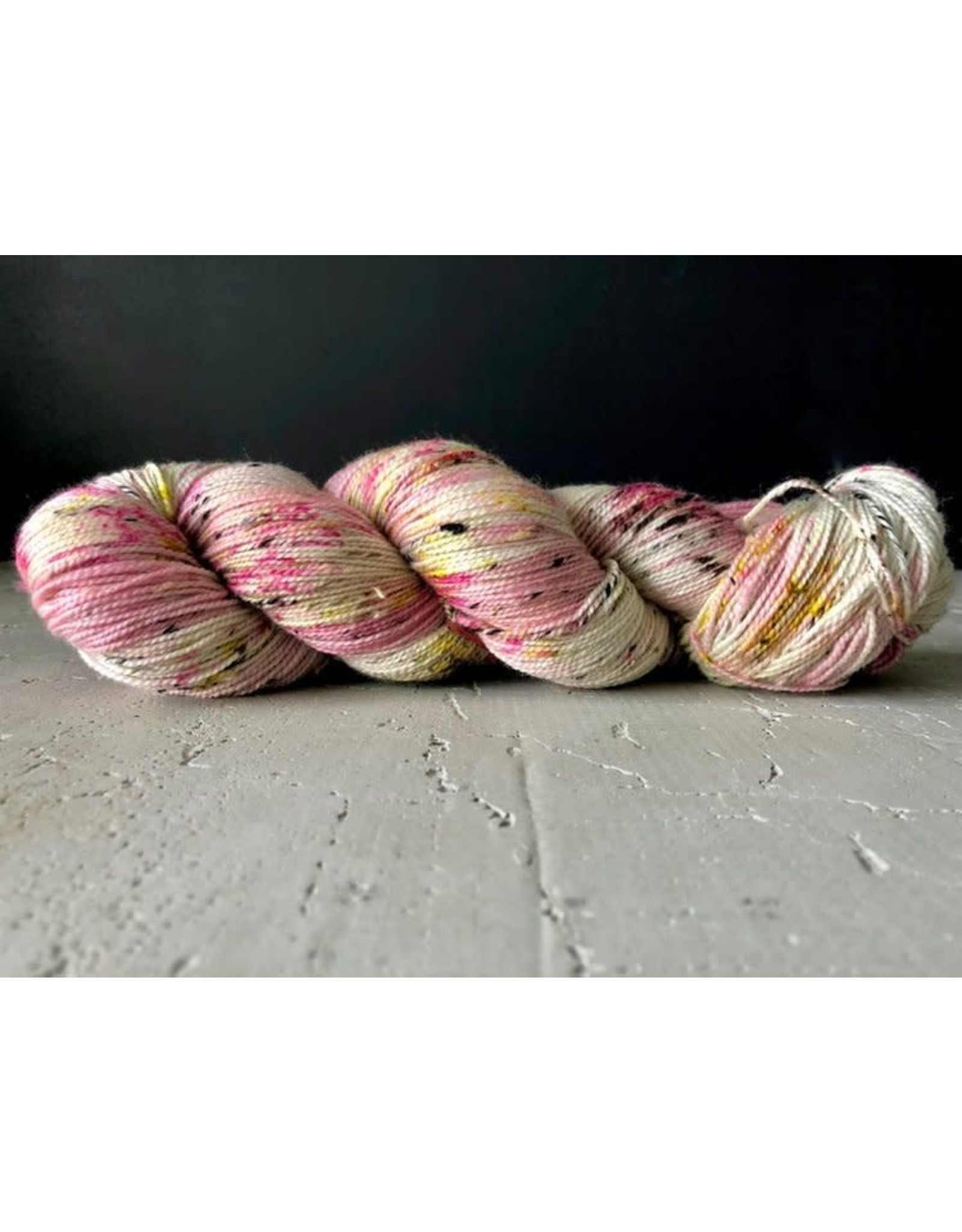 Swift Yarns Cherry Blossom - Swift Tweed Sock - Swift Yarns
