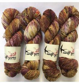 Swift Yarns Thorn Bird - Swift Tweed Sock - Swift Yarns
