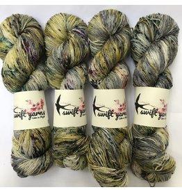 Swift Yarns Owlet - Swift Tweed Sock - Swift Yarns
