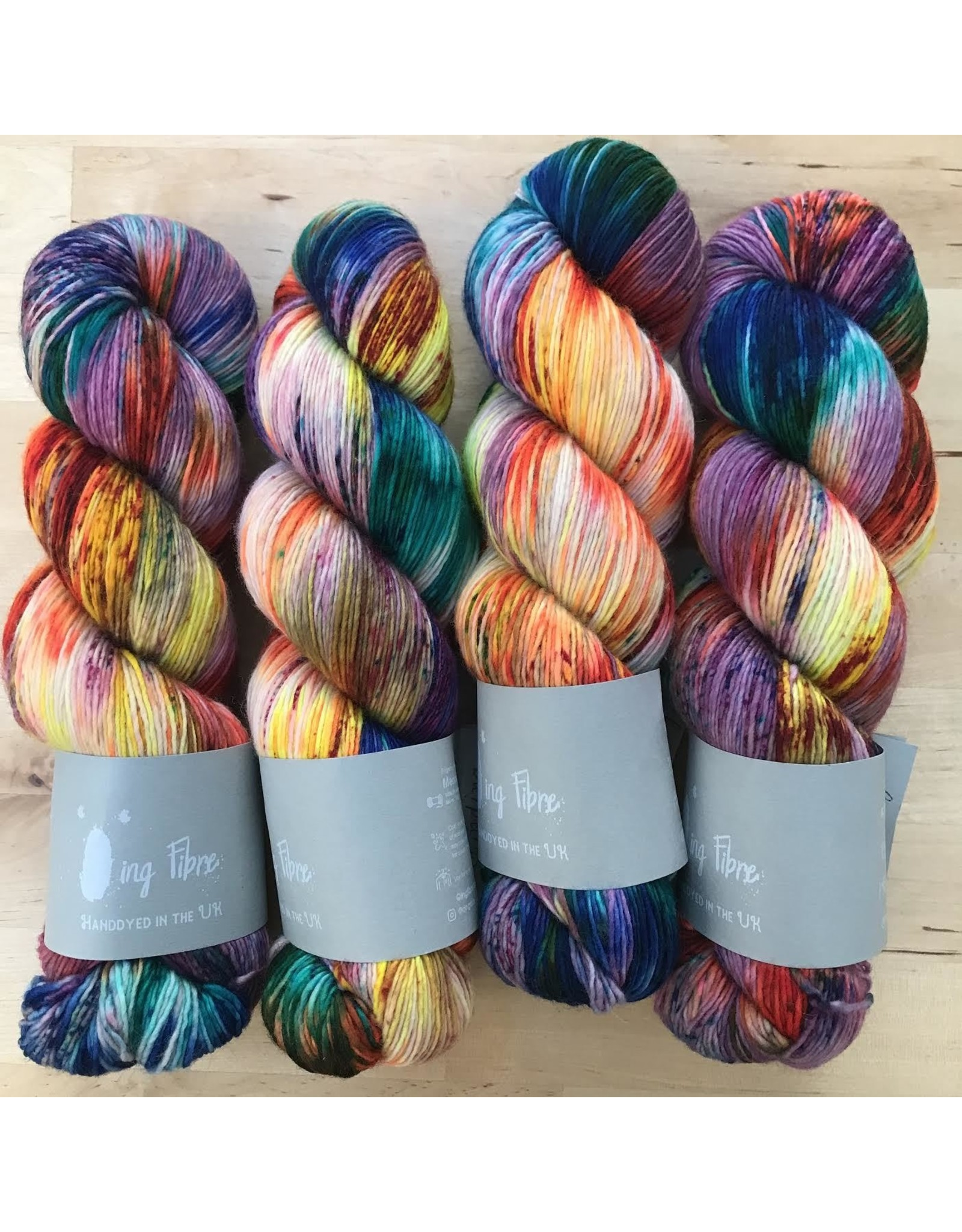 Qing Fibre Shindig - Merino Single - Qing Fibre