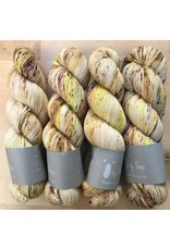 Qing Fibre Daffodils - Merino Single - Qing Fibre