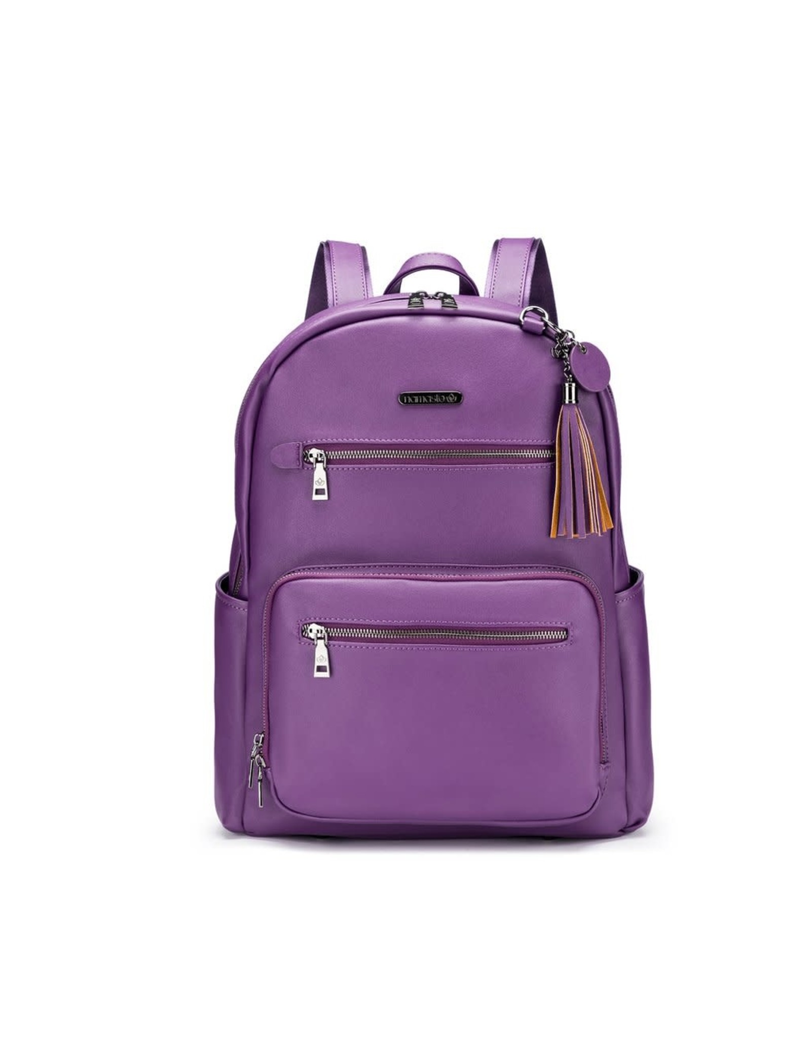 Namaste Maker's Backpack Purple