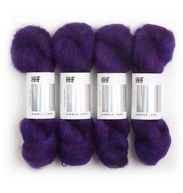 Hedgehog Fibres Purple Reign - Kidsilk Lace - Hedgehog