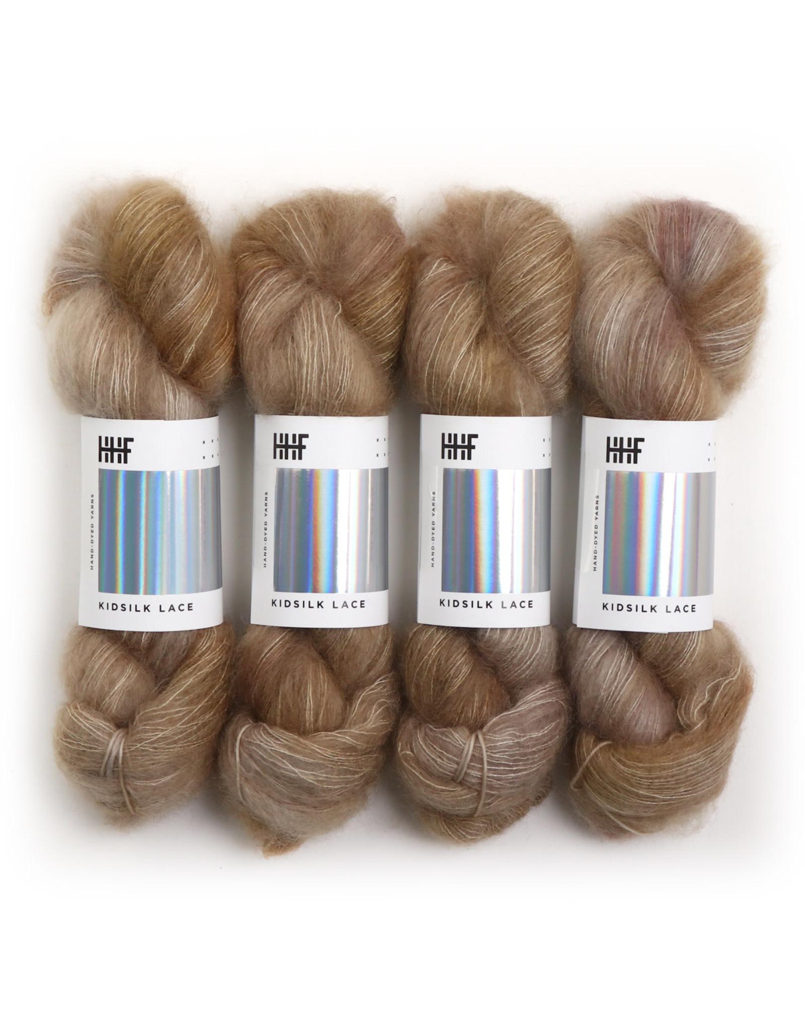 Hedgehog Fibres Stone - Kidsilk Lace - Hedgehog