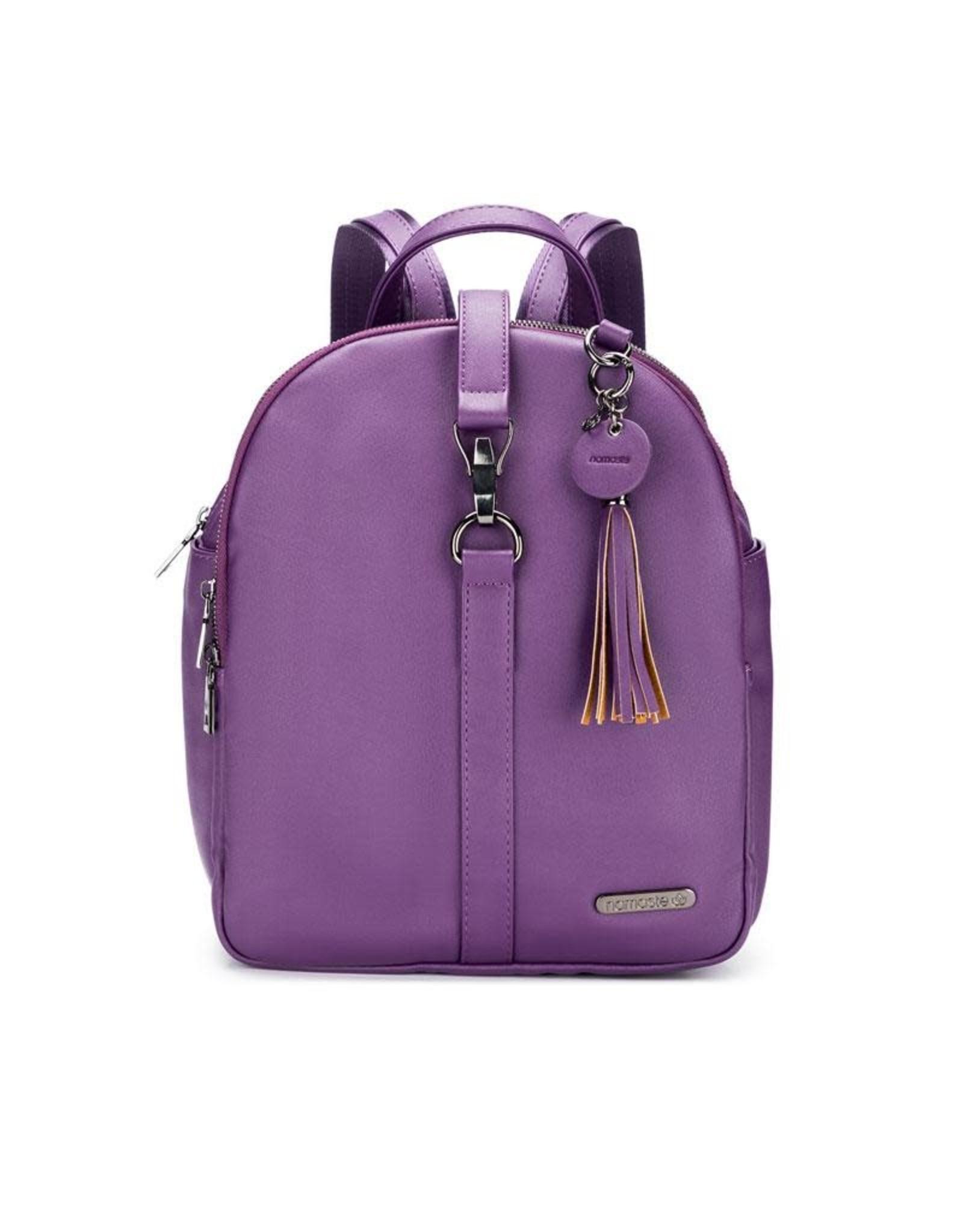 Namaste Maker's Mini Backpack Purple