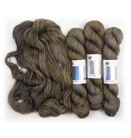 Hedgehog Fibres *New!* Artichoke - Skinny Singles - Hedgehog