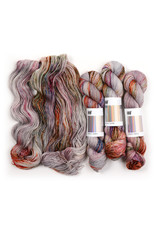 Hedgehog Fibres *New!* Heron - Skinny Singles - Hedgehog
