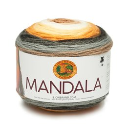 Brownie - Mandala - Lion Brand