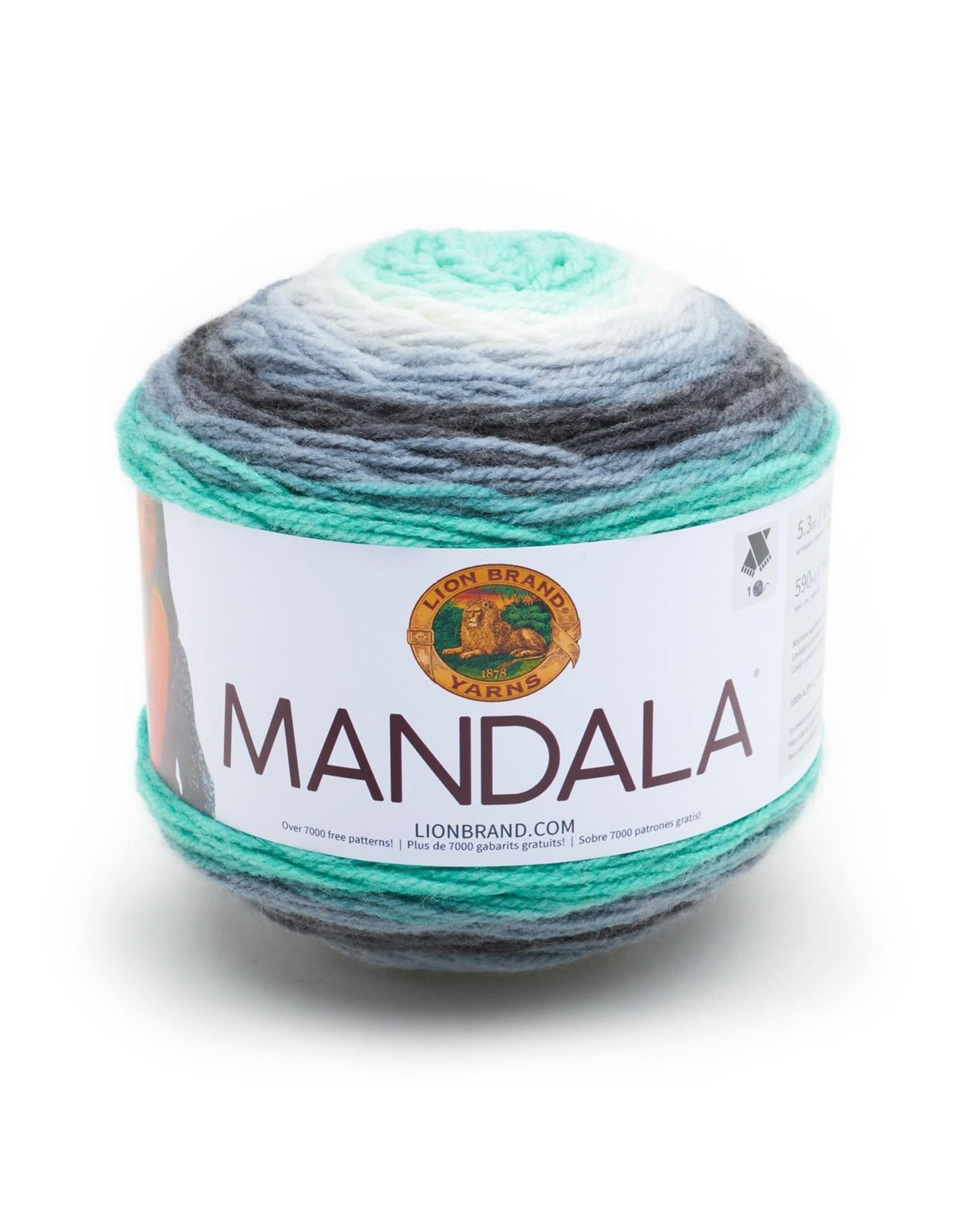 Genie - Mandala - Lion Brand