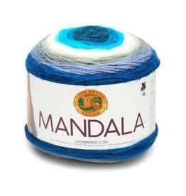 Mermaid - Mandala - Lion Brand