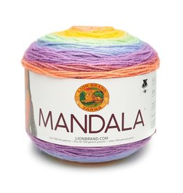 Sprite - Mandala - Lion Brand