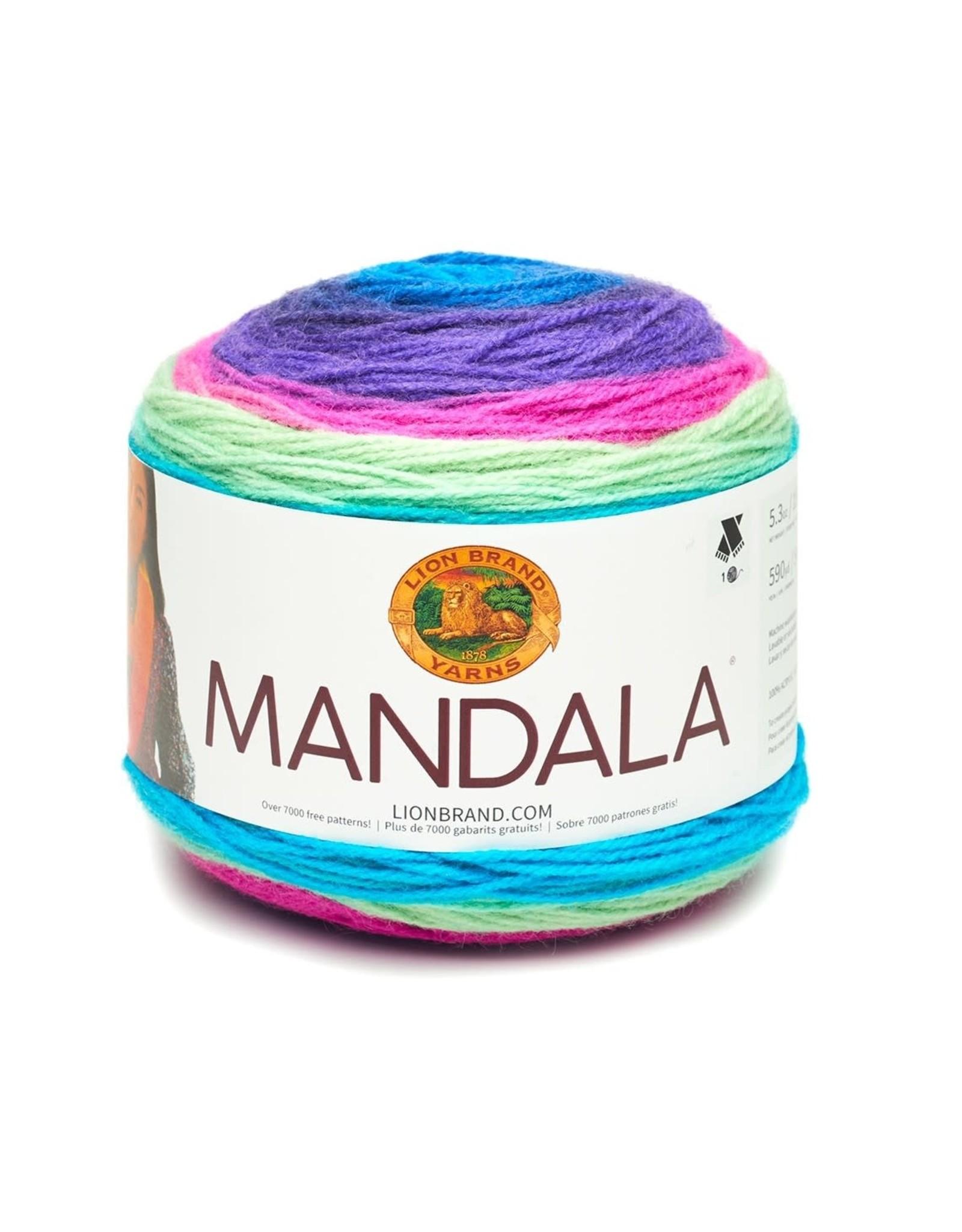 Troll - Mandala - Lion Brand