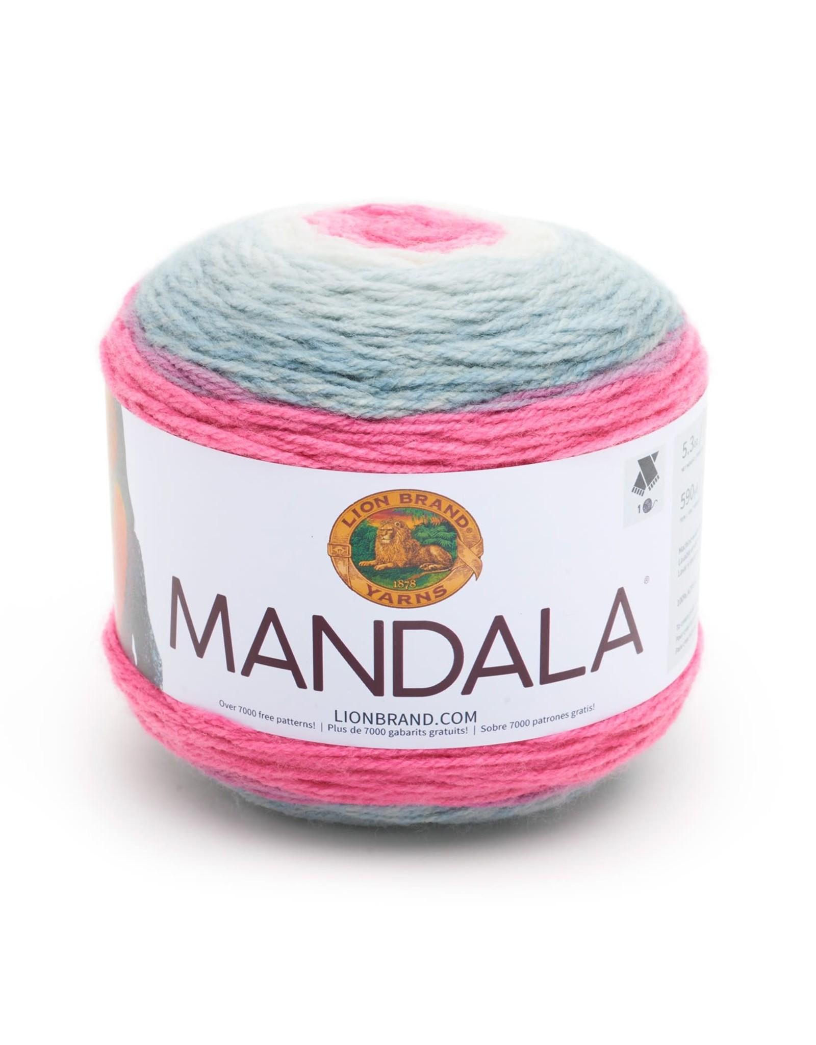 Unicorn - Mandala - Lion Brand