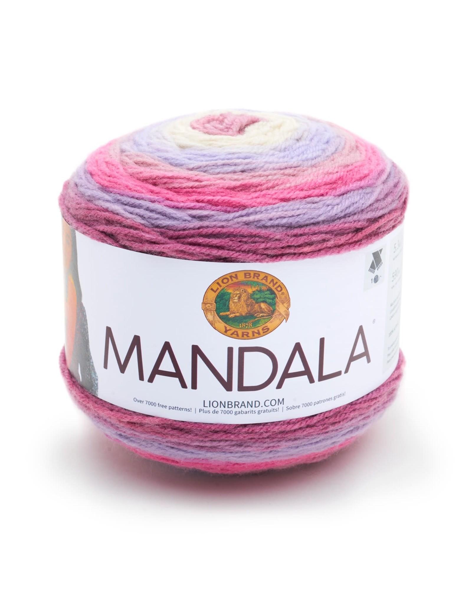 Wood Nymph - Mandala - Lion Brand