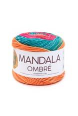 Happy - Mandala Ombre - Lion Brand