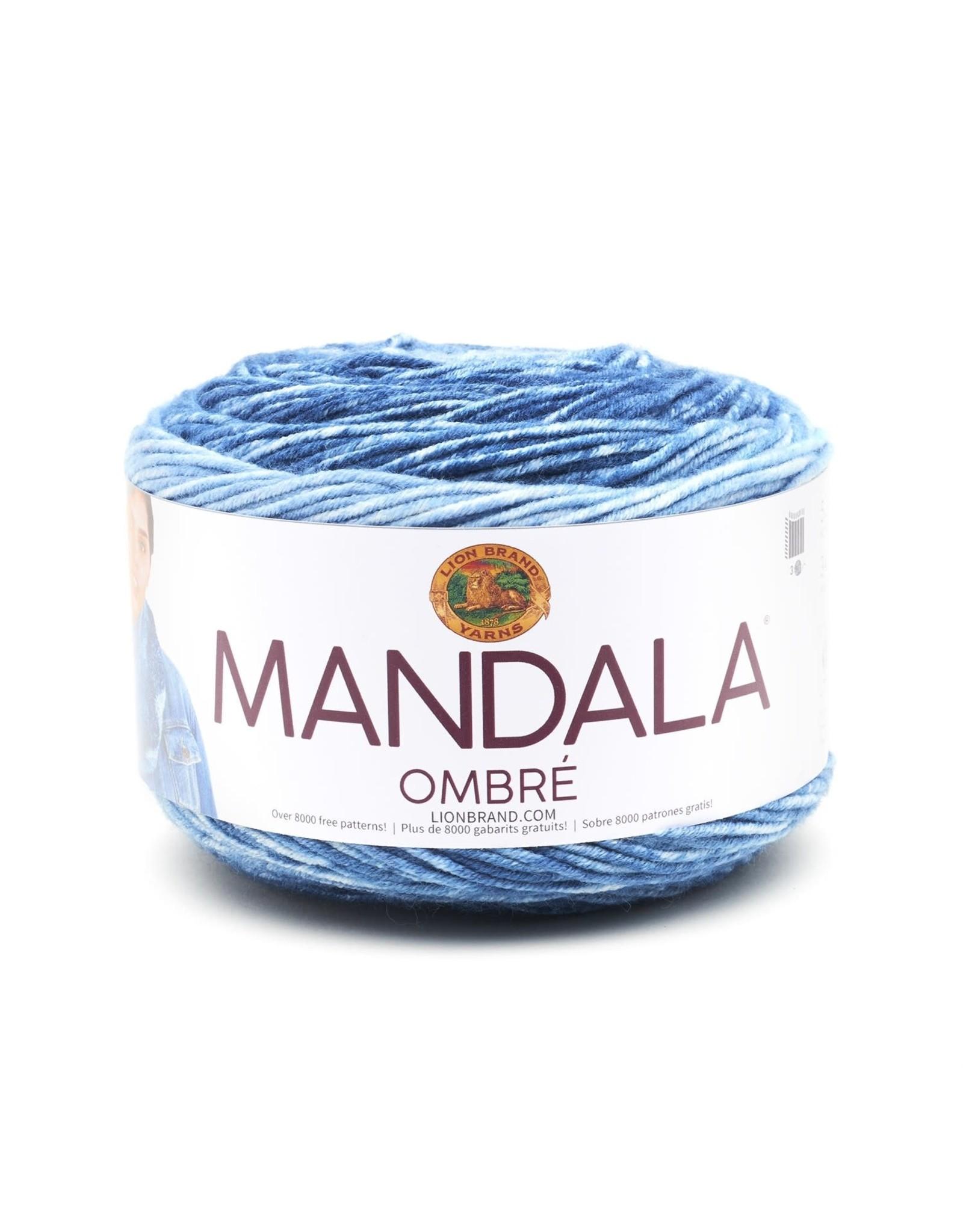 Harmony - Mandala Ombre - Lion Brand