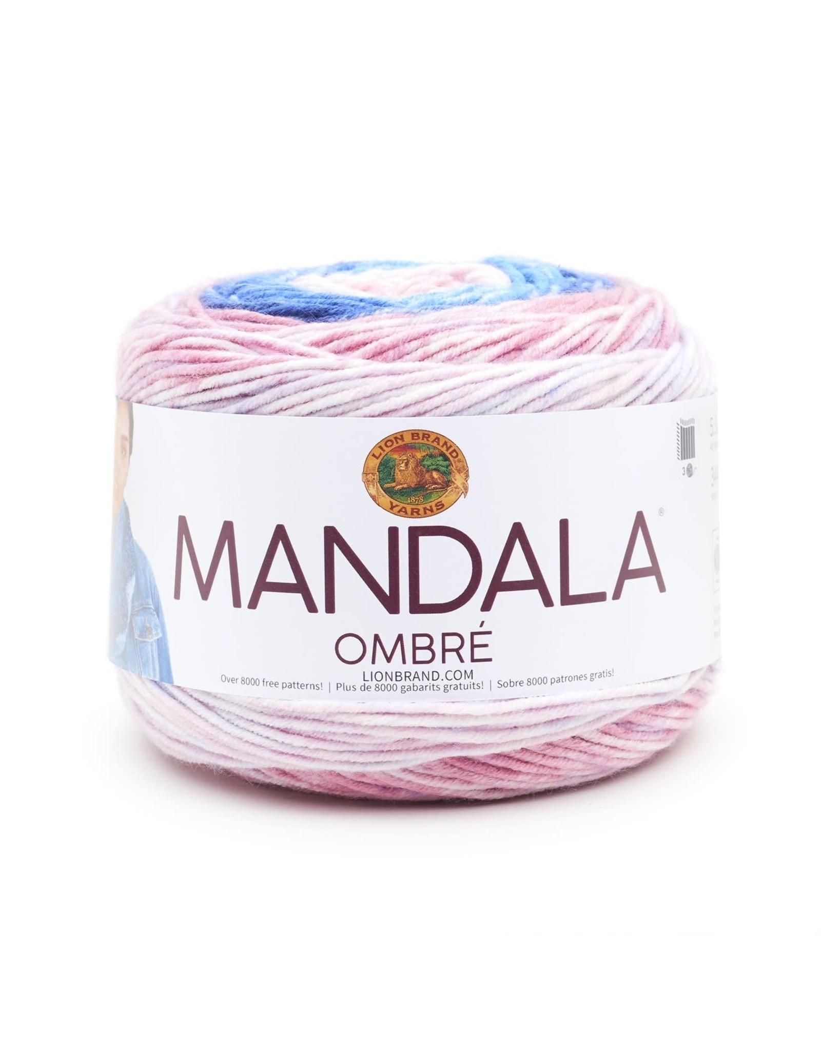 Pure - Mandala Ombre - Lion Brand